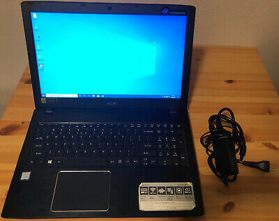 "Acer Aspire E 15 15.6"" Full HD 8th Gen Intel Core i3-8130U 6GB DDR3 L 1TB HDD"