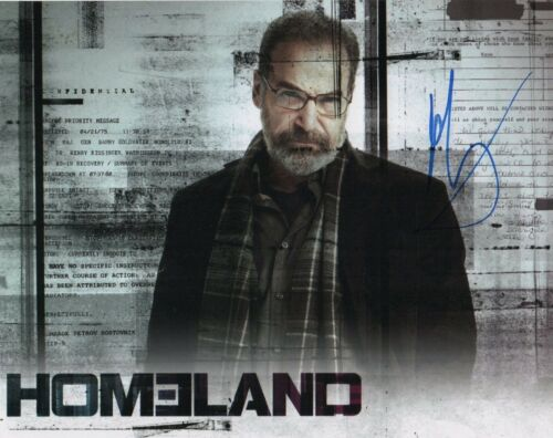 Mandy Patinkin Homeland  Autographed Signed 8x10 Photo COA O8P