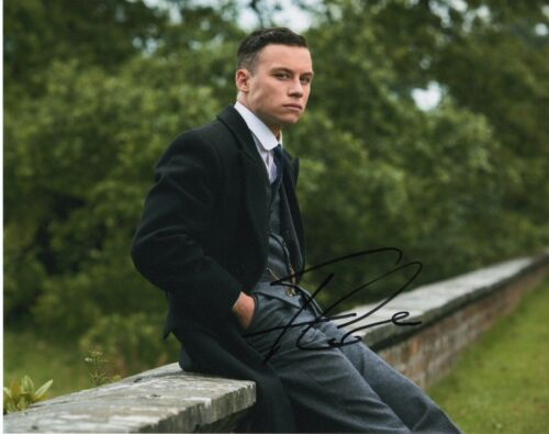 Finn Cole Peaky Blinders Autographed Signed 8x10 Photo COA 2019-4