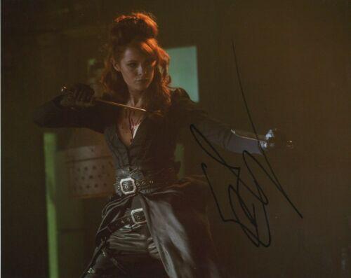 Emily Beecham Into the Badlands Autographed Signed 8x10 Photo COA 2019-6