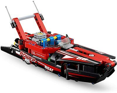 Lego Technic 42089 Power Boat Boxed *Brand New & Sealed*