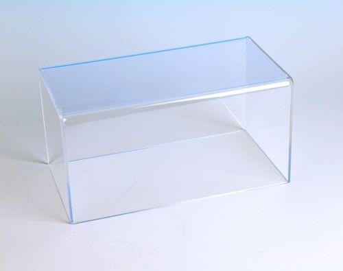 Rectangular Box Cover | Acrylic Box Cases | Long Collectible Display Cases