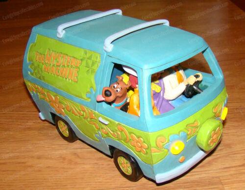 Scooby-Doo Mystery Machine (Warner Bros Jim Shore 6005977) Crusin
