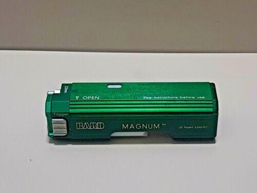 BARD MAGNUM biopsy Instrument BARD