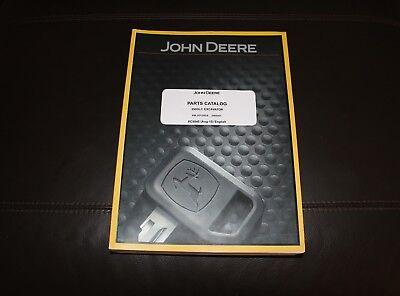 John Deere 350dlc Excavator Parts Catalog Manual Pc9545