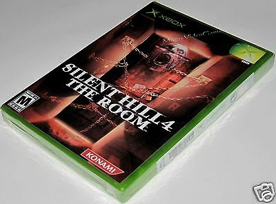 Silent Hill 4: The Room (xbox) ...brand