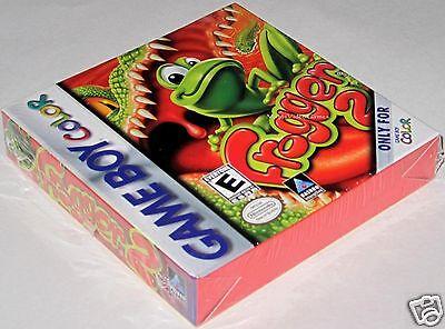 Frogger 2 (nintendo Game Boy Color) ..brand