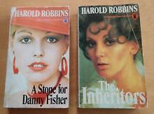 The Inheritors & A Stone of Danny Fisher by Harold Robbins Mount Waverley Monash Area Preview