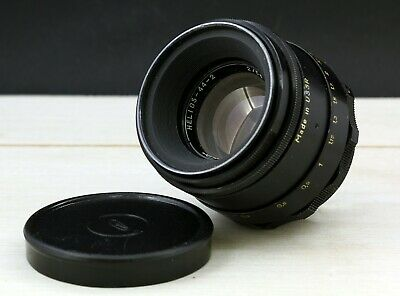 Best! HELIOS 44-2 M42 58mm f/2.0 Soviet Lens for Zenit Pentax USSR