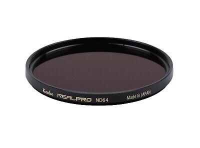 Kenko REALPRO ND64  Camera Lens Filter 82mm
