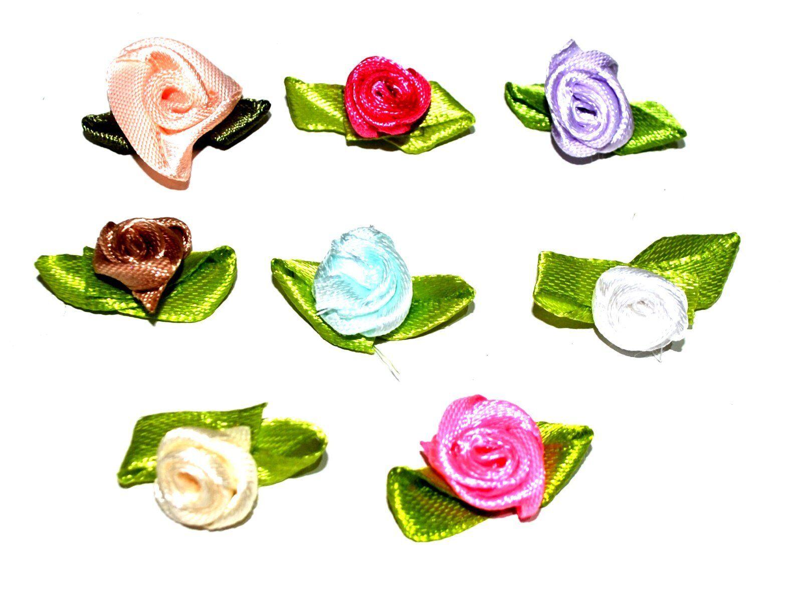 PINK double sided satin ribbon BULK 50m rolls crafts flowers cardmaking flowers
