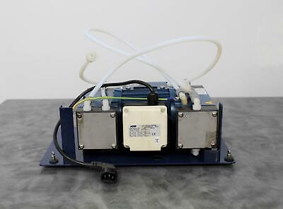 Ilmvac Chemical Diaphragm Pump And Atb 0.12hp Motor For Genevac Ez-2 W Warranty