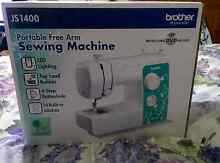 Brother JS 1400 Sewing Machine Shelley Canning Area Preview