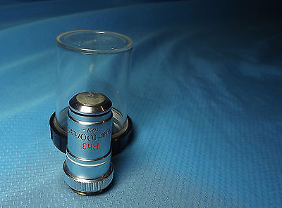 Zeiss Ph3 Neofluar 100x1.30 Oil 160- Microscope Objective Lens