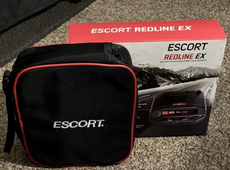 Escort Redline EX Radar Lasar Detector Truly Undetectable