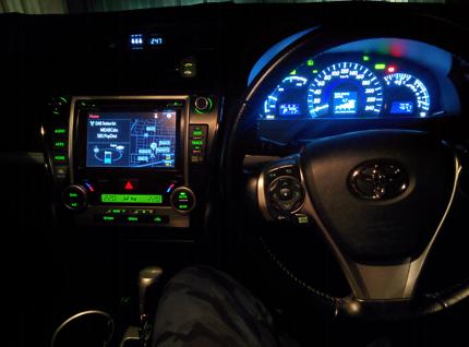 Toyota Camry Hybrid HL 2014