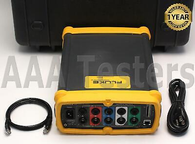 Fluke 1750 Three Phase Power Quality Recorder Fluke-1750