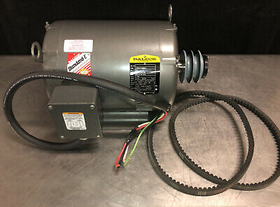 Genuine Landa Ohw4-30024c Pressure Washer Motor. Baldor 8.2hp 1725rpm 3ph