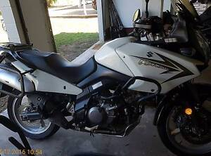 2010 SUZUKI V-STROM IN EXCELLENT CONDITION Taylors Beach Hinchinbrook Area Preview