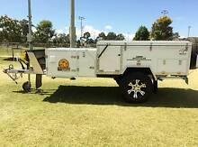 JAWA CRUISER DELUXE FORWARD FOLD 7x6 OFFROAD CAMPER TRAILER Maroochydore Maroochydore Area Preview
