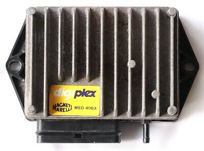 Lancia Delta / Prisma ignition ECU - Magneti Marelli part number MED 406A