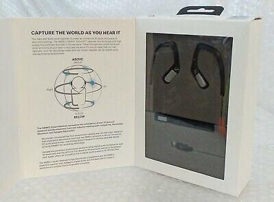Sennheiser AMBEO Smart Headset - iOS - in-Ear Headphones with Binaural Audio