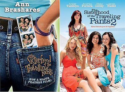 The Sisterhood Of The Traveling Pants 1-2 Comedy BRAND NEW AND SEALED UK R2 DVD