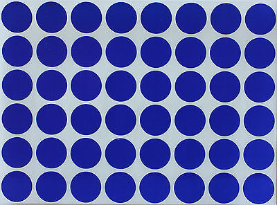 - Multi Coloured Circle Stickers ~3/4 Inch 24 Colors 720 Pack 17 mm Small Dots
