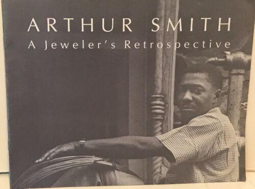 AFRICAN AMERICAN ARTHUR SMITH: A JEWELER