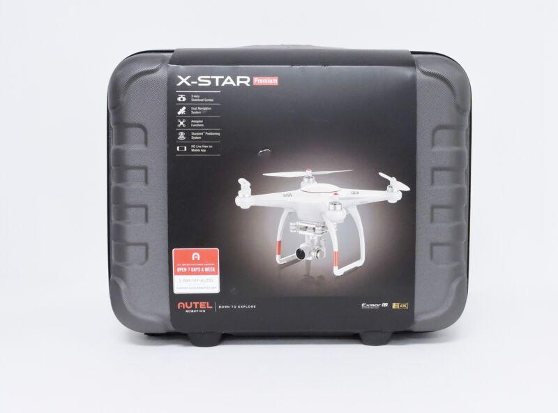 Autel Robotics - X-Star Premium 4k HD Camera Quadcopter with Remote Controller