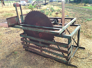 Belt driven,Saw Bench Kyabram Campaspe Area Preview