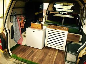Awesome campervan only 157000km fully fitted and ready to go!! Como South Perth Area Preview