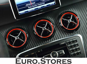 Mercedes benz a class w176 amg air vents nozzles sport for Promo code for mercedes benz accessories