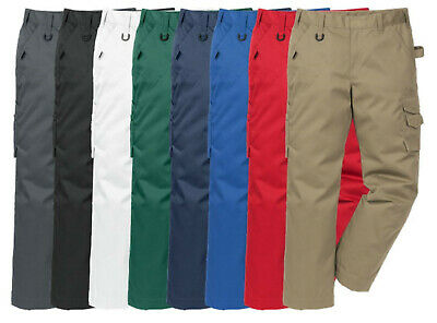 Fristads Kansas 113099 Icon One Bunhose 2111 LUXE - Arbeitshose - Top Qualität (Icon Hosen)