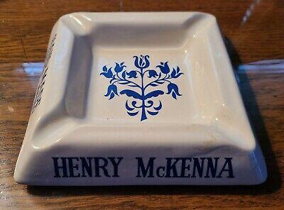 Vintage Henry Mckenna Ashtray