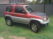 1999 Mitsubishi Pajero iO Manly West Brisbane South East Preview