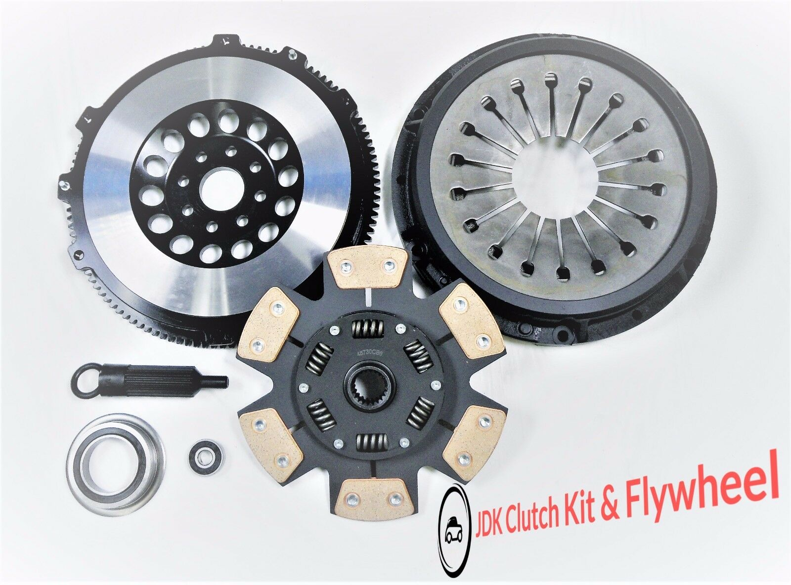 JDK SUPRA, SOARER & SC300 STAGE3 CLUTCH KIT & Flywheel *JDM* (1JZGTE & 2JZGTE )