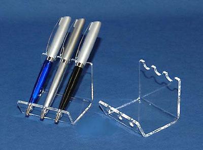 10 Stück sudu® Stiftehalter Display Stiftewinkel 3 Stifte