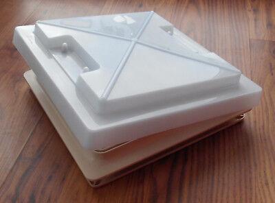 Dachluke MPK Modell 29 beige Dachhaube für Ausschnitt… |