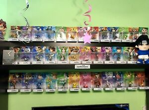 ~ Amiibo For Sale! ~