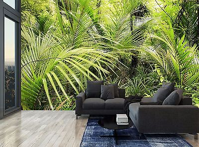 - Trees Tropical Plants Rainforest Wall Mural Photo Wallpaper GIANT WALL DECOR