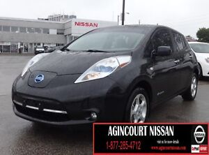 2012 Nissan LEAF SV ZERO EMISSION|NAVI|BACKUP CAMERA|FRONT HE...