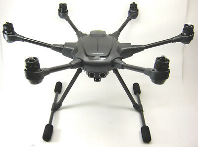 Yuneec YUN-0055 Typhoon H Hexacopter Copter/ nur Drohne