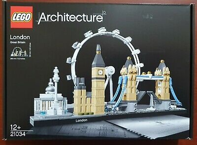LEGO Architecture 21034 London skyline New Sealed BNIB