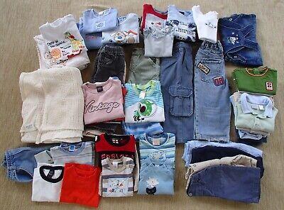 Baby Boys Clothes Bundles Newborn 0-3 3-6 6-12 12-24 months Cot Blanket Choose