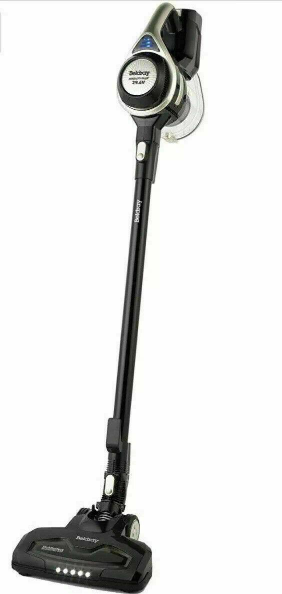 Beldray BEL0813P Airgility Plus Platinum Cordless Vacuum Cleaner 29.6V