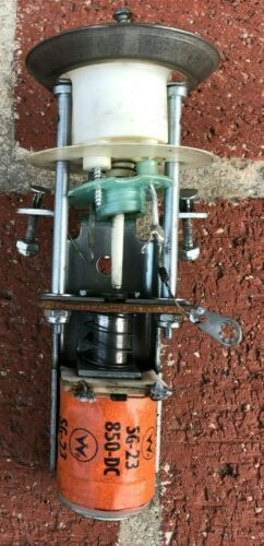 Used Williams pop bumper assembly early SS from the 1970