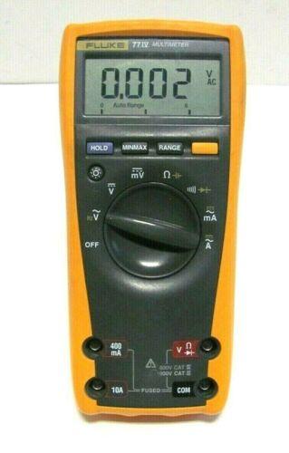 Fluke 77 IV Digital Multimeter, Free Shipping, Good Working,