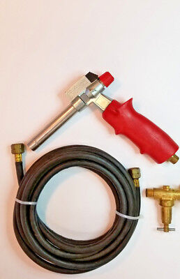 Vintage Rothenberger Air-Propane/Butane Torch, Used, In Excellent Condition
