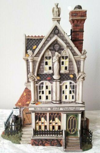 Dept 56 Dickens Village All Hallows